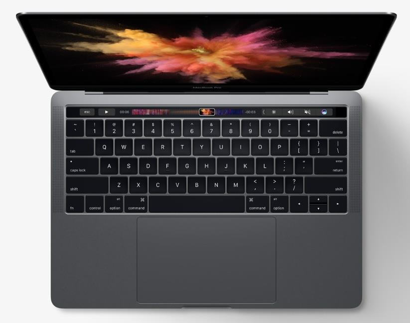 MacBook Pro 13-inch with Touch Bar Core i5 3.1GHz/16GB/512GB - Silver EN kláv.
