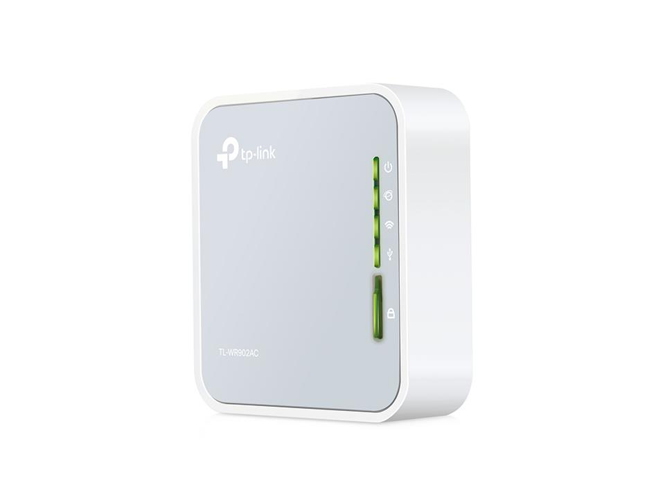TP-Link TL-WR902AC Wireless AC750 Travel AP Router/TV Adapter/ Repeater