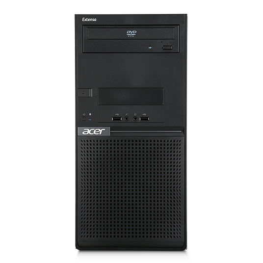 Acer Extensa X2610G ICDJ3060/4GB/1TB/DVDRW/USB/klávesnice+myš/W10Pro s možností DG na Win7Pro