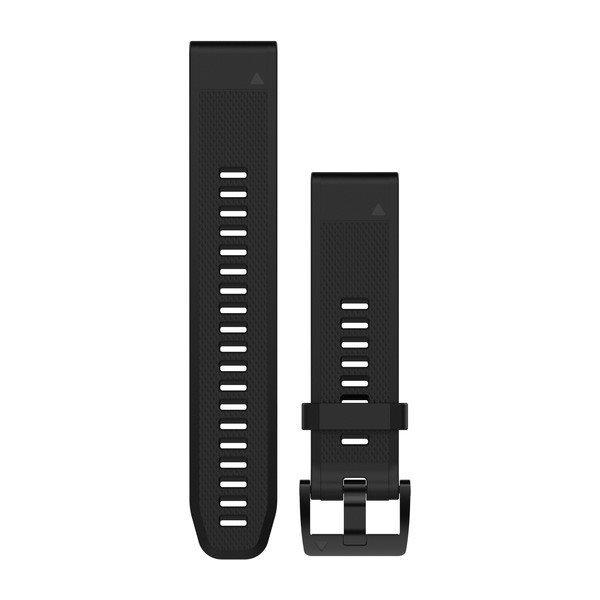 Garmin řemínek pro fenix5/Quatix5/Forerunner 935 - QuickFit 22, černý