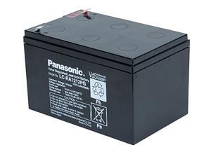 Panasonic olověná baterie LC-RA1212PG1 12V/12Ah