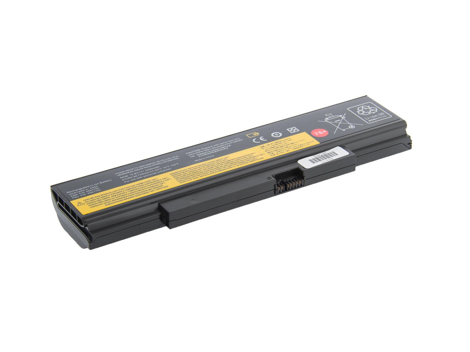 Baterie AVACOM NOLE-E550-S26 pro Lenovo ThinkPad E550 76+ Li-Ion 10,8V 5200mAh 56Wh