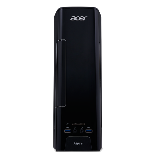 Acer Aspire XC-230/AMD E1710/4GB/1TB 7200 ot./DVDRW/USB klávesnice & mouse/card reader/W10 Home