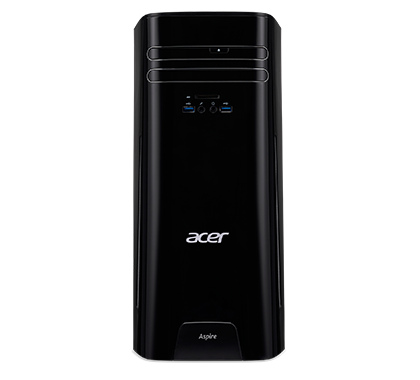 Acer Aspire TC-780 i5-7400/8GB/1TB 7200 ot./GTX745 4GB/DVDRW/klávesnice & mouse/card reader/Free DOS