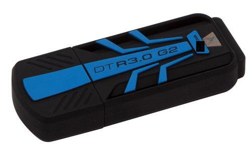 KINGSTON 16GB USB 3.0 DataTraveler R30G2 120MB/s read, 25MB/s write