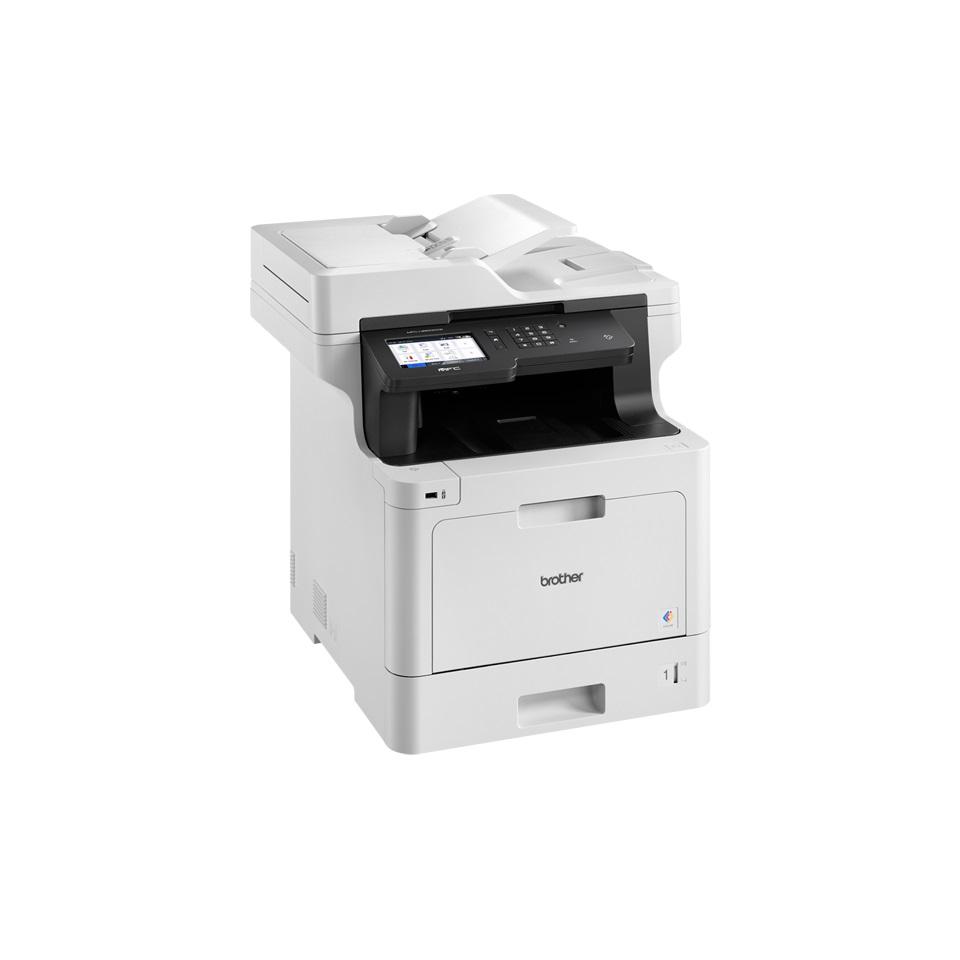 Brother MFC-L8900CDW 31 str., duplexní tisk i sken (DADF), 512 MB, USB, ehternet, WiFi, fax