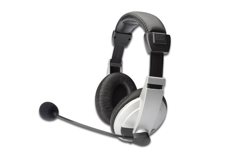 Stereo headset Ednet