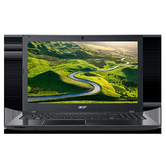 "Acer Aspire E 15 (E5-575-52KQ) i5-7200U/8GB+N/256GB SSD M.2+N/DVDRW/HD Graphics/15.6"" FHD IPS LED matný/BT/W10 Home/Black"