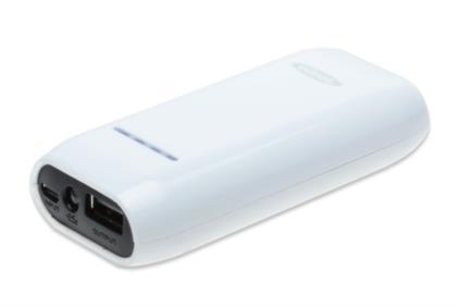 Napájecí baterie Ednet 4400mAh, pro smartphony, tablety, iPhony, iPady