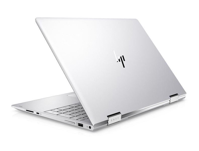 """HP Envy x360 15-bp001nc/Intečl i5-7200U/8GB/256 GB SSD + 1TB/Nvidia GF 940MX 4GB/15,6"""" FHD Touch/Win 10/stříbrná"""