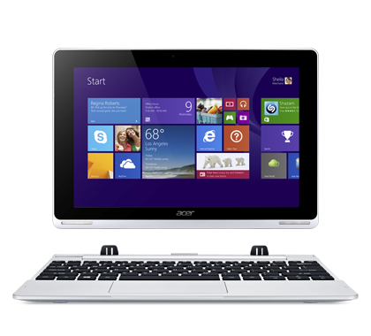 Acer Aspire Switch One 10,1/ATMZ8300/64GB+500GB/4G/W10