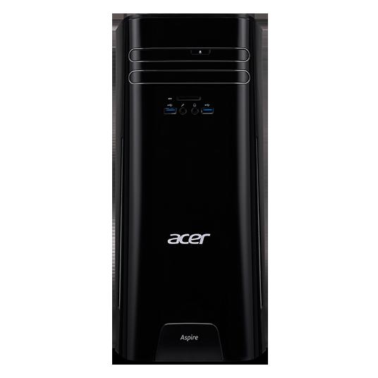 Acer Aspire TC-280/AMD A10/8GB/1TB 7200 ot./R7-340 2GB/DVDRW/USB kybd & mouse/card reader/DVI/HDMI/Linux 9.5
