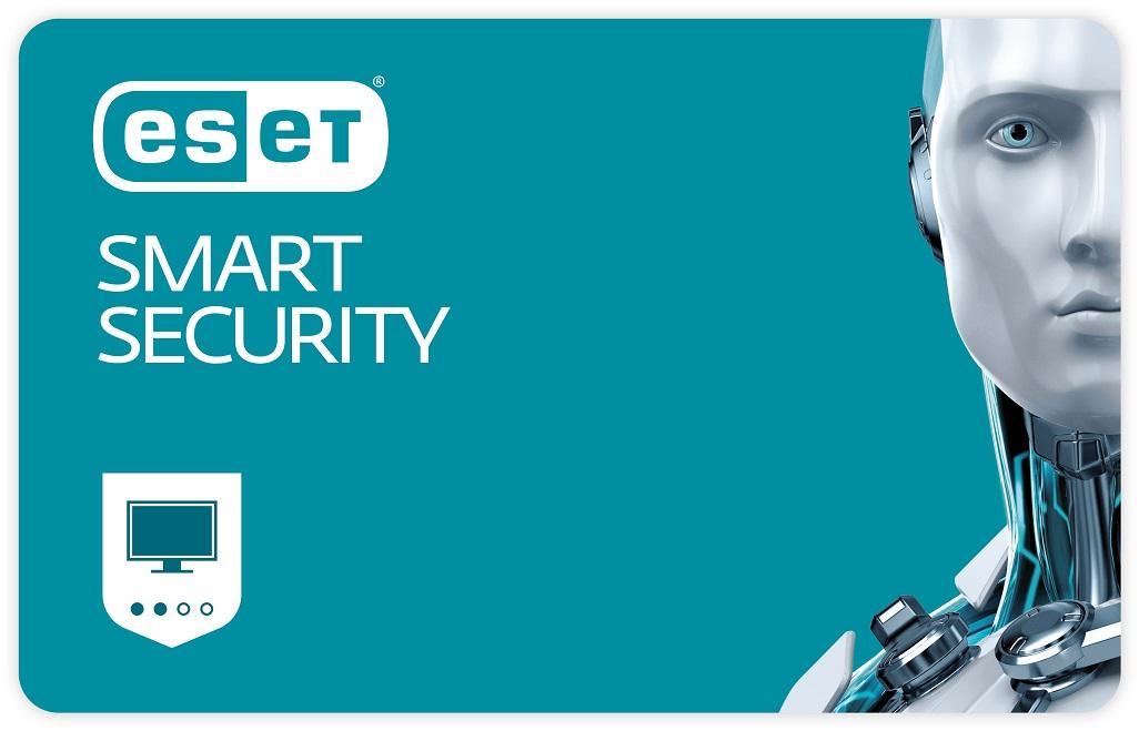 ESET Internet Security -1 instalace na 2 roky škol./zdrav.