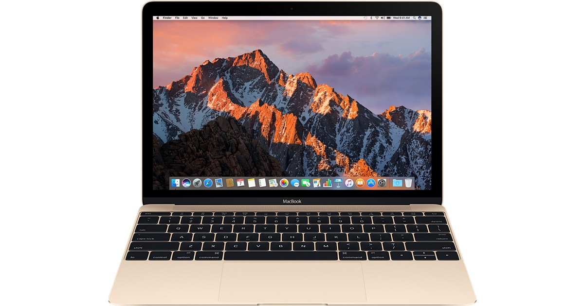 MacBook 12'' M3 1.2GHz/8GB/256GB/CZ Gold