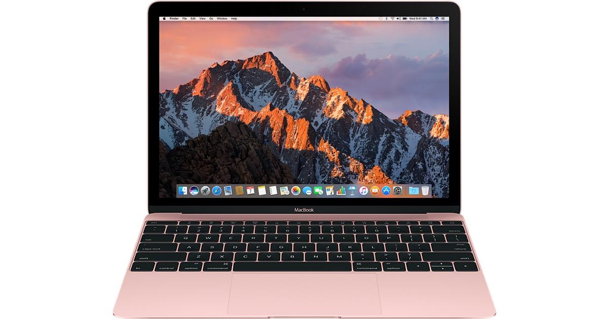 MacBook 12'' i5 1.3GHz/8GB/512GB/SK Rose Gold