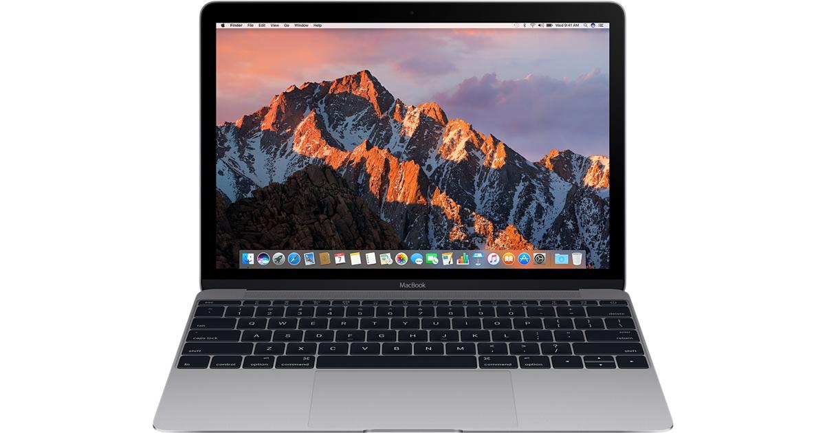 MacBook 12'' i5 1.3GHz/8GB/512GB/SK Space Grey
