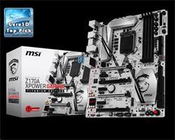 MSI Z170A XPOWER GAMING TITANIUM EDITION/Intel Z170/LGA 1151/USB 3.1/ATX