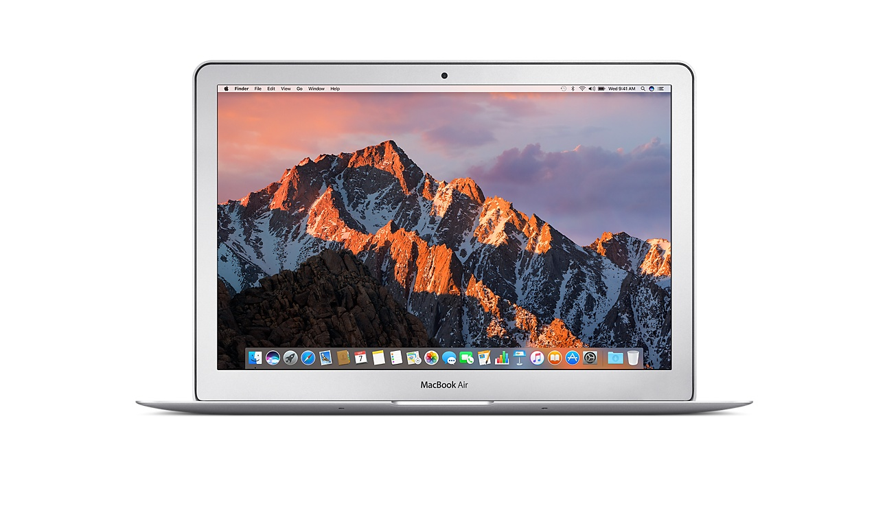 "Apple MacBook Air 13,3"" 1440x900/i5 1.8-2.9GHz/8GB/128GB_SSD/HD6000/CZ"