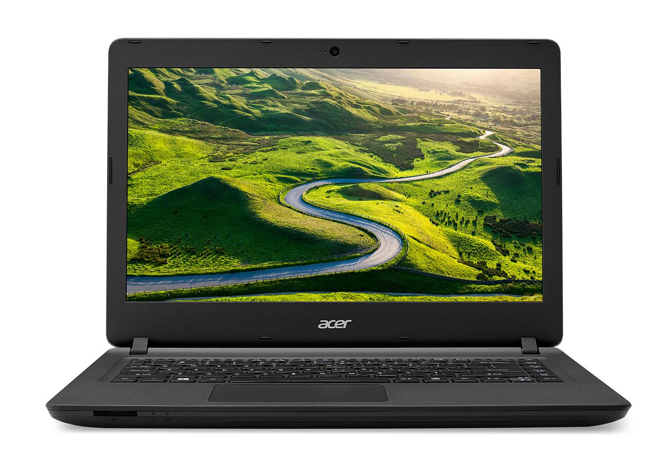 Acer Aspire ES14 14/N3350/4GB/32GB/W10 černý