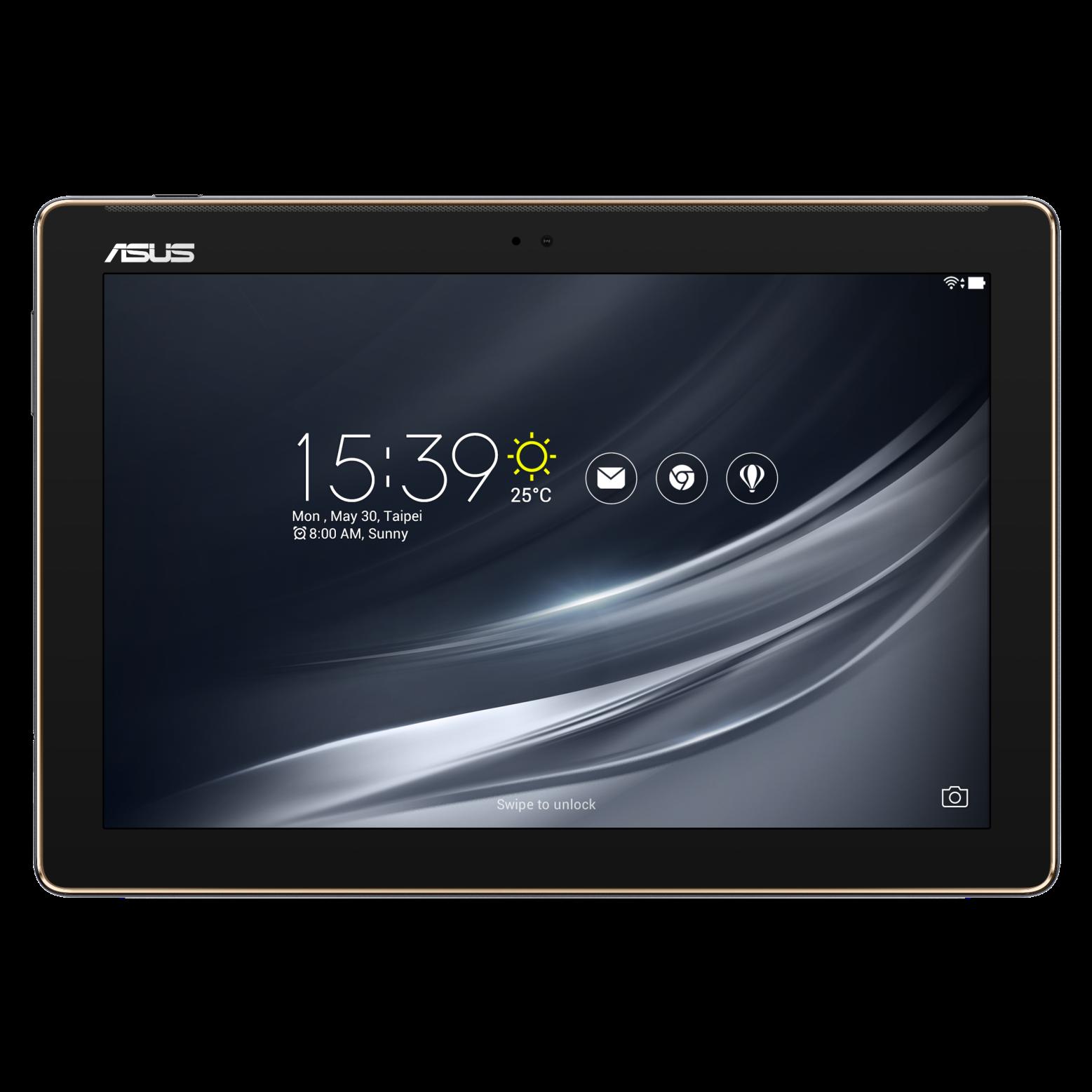 """Asus ZenPad 10 MTK MT8735W/2GB/16GB/10,1""""/1920x1200/IP/Android N/gray"""