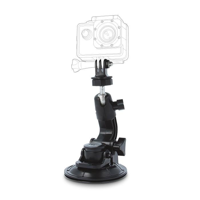 Forever držák pro sportovní kamery s přísavkou