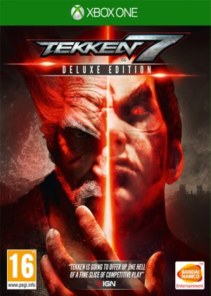 Namco Bandai XBOX ONE hra Tekken 7