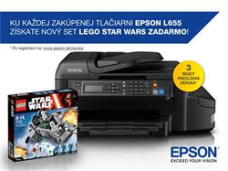 Epson L655, A4, color All-in- One, Fax, ADF, USB, LAN, iPrint, duplex