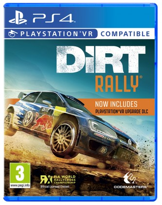 PS4 - DiRT Rally VR