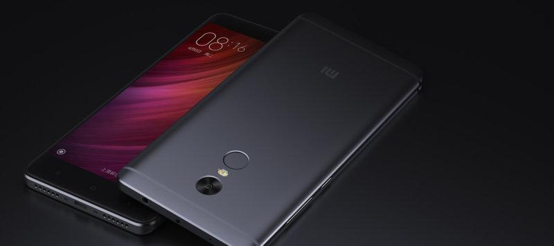 Xiaomi Redmi Note 4 CZ LTE Black/ 5,5´´ 1920x1080/2,0GHz OC/3GB/32GB/2xSIM/FP/13MPx/4100mAh