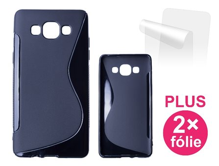 CONNECT IT S-COVER pro Samsung Galaxy A5 (SM A500F) ČERNÉ