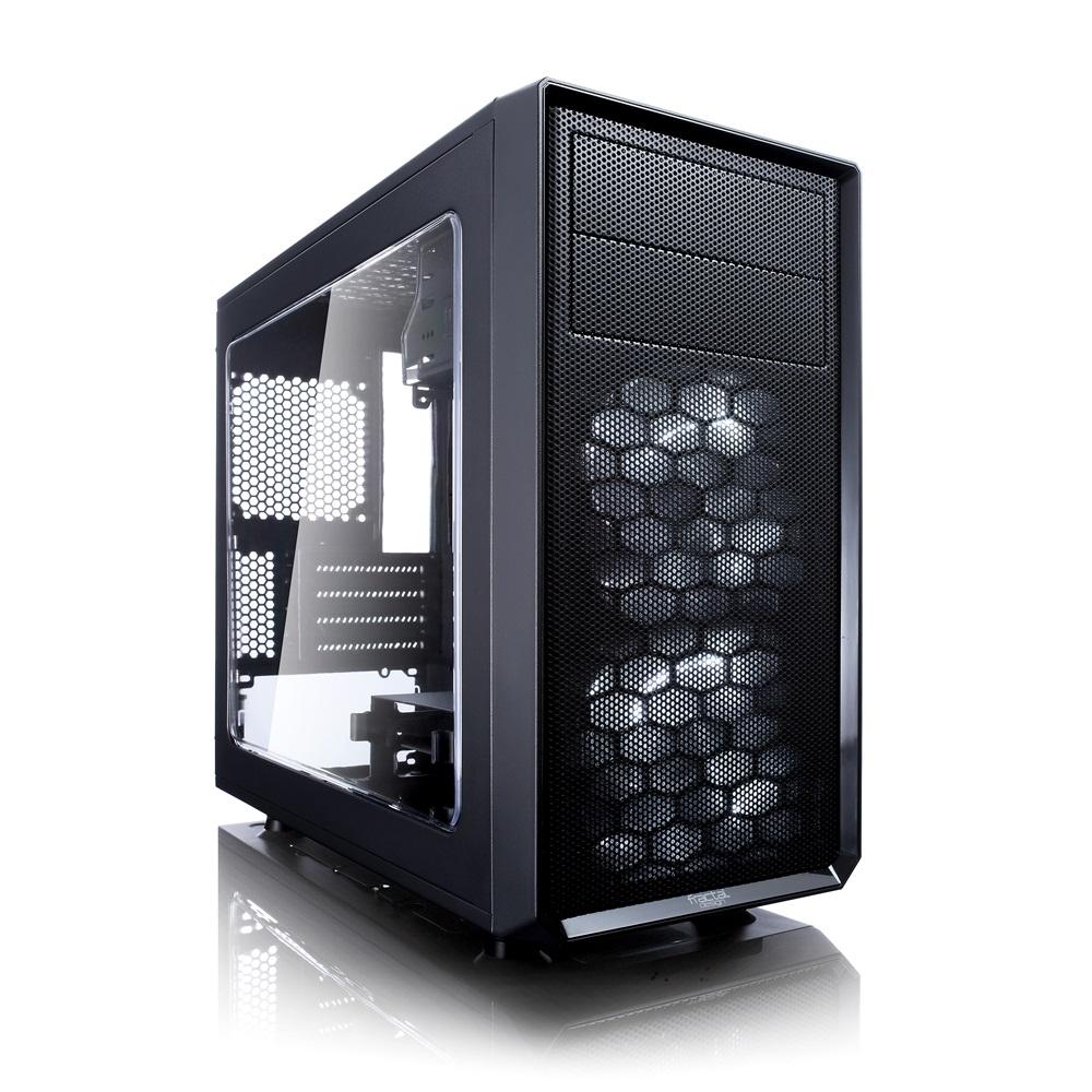 Fractal Design Focus Mini černá (okno)