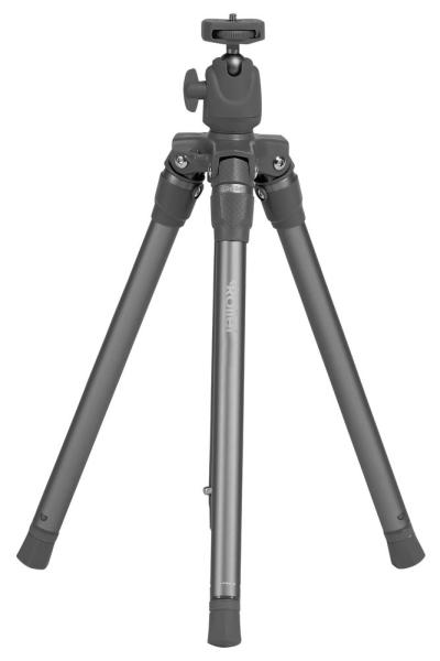 Rollei Stativ S3 Plus/ Zátěž 2,5kg/ Vytažený 127cm/ Anthracite