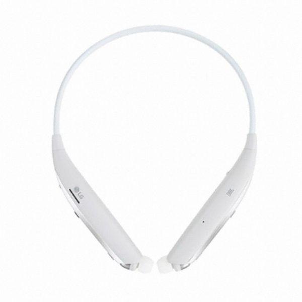 LG HBS-820S Vysoce kvalitní bezdrátová Stereo sluchátka bílá