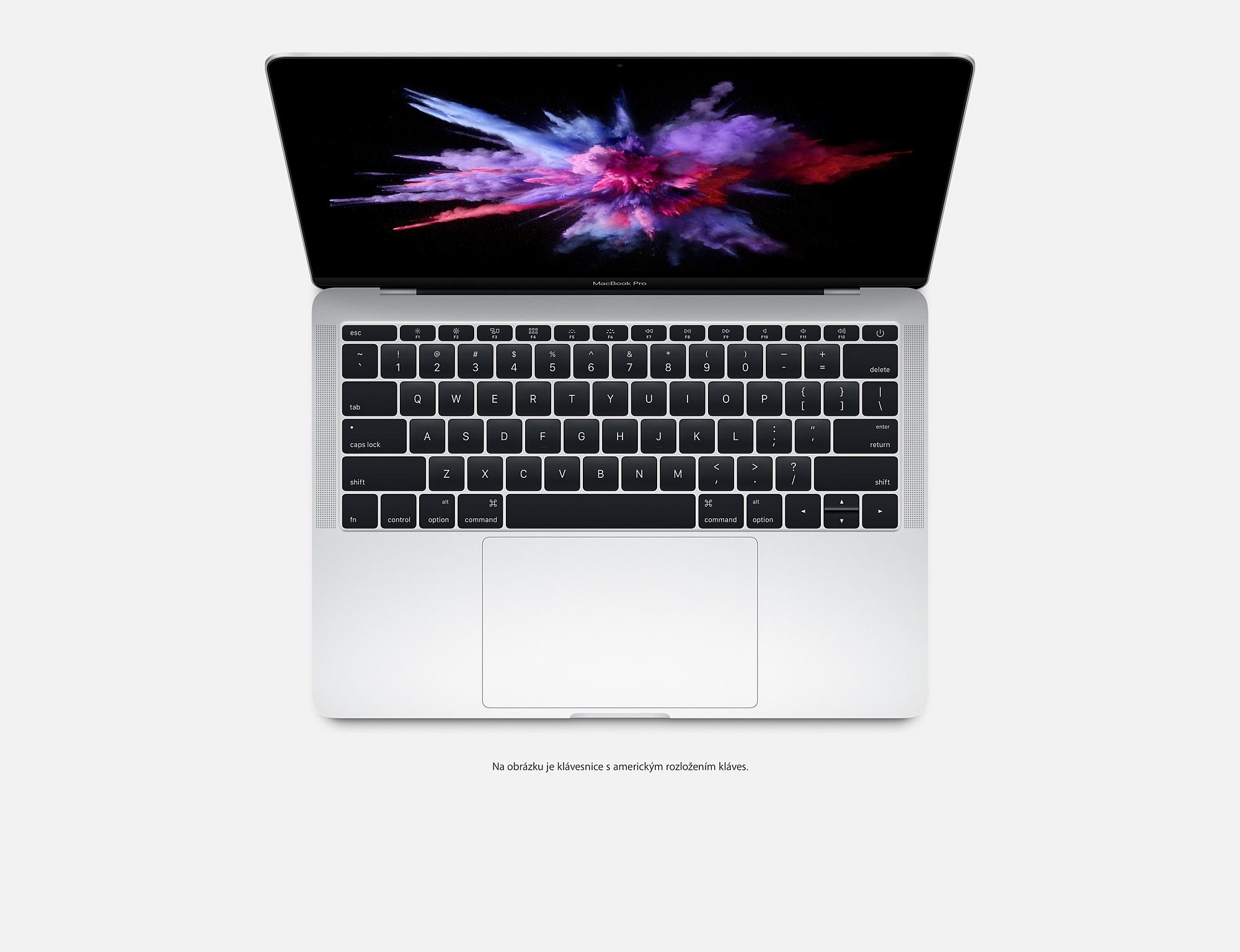 MacBook Pro 13'' i5 2.0GHz/8G/256/CZ/Silver