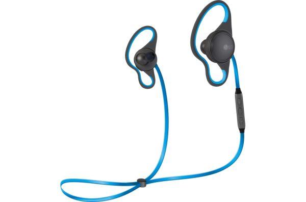 LG HBS-S80 Sportovní bezdrátová Stereo CLIP sluchátka modrá