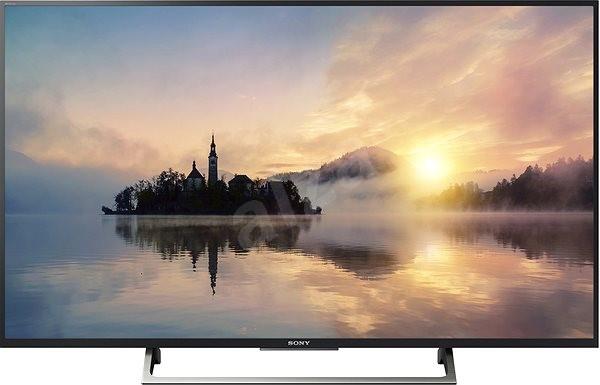 "Sony 43"" 4K HDR TV KD-43XE7077/DVB-T2,S2"