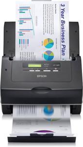 EPSON skener GT-S85N - A4/600x600dpi/USB/ADF/duplex/NET (GTS85N)