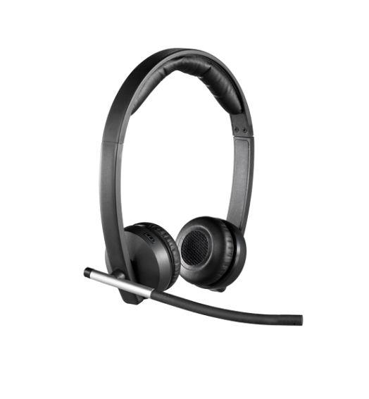 N. sada Log Wireless Headset Dual H820e forbussine