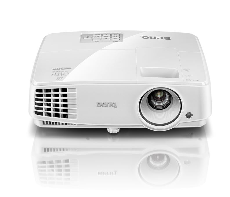 Projektor BenQ MW529 DLP; WXGA; 3300 ANSI; contrast 13,000:1