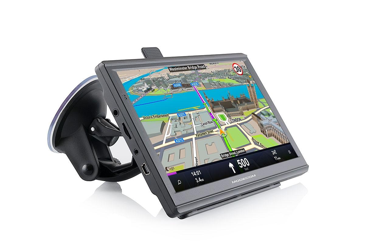 "Modecom FreeWAY SX7.0 SE GPS navigace, Europe LIFETIME mapy, 7"" displej"