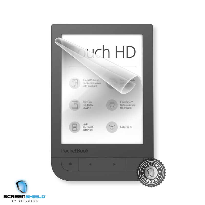ScreenShield fólie na displej pro Pocketbook 631 Touch HD