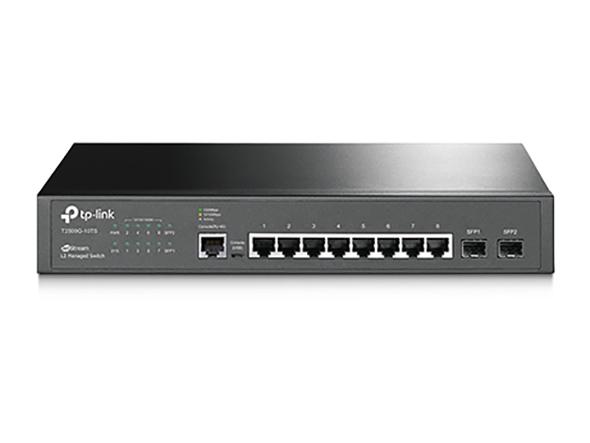 TP-Link T2500G-10TS(TL-SG3210) 8xGb,2SFP