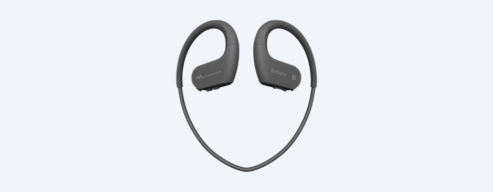 SONY NW-WS623 - Vodotěsný Walkman® odolný proti prachu s bezdrátovou technologií BLUETOOTH® - Black
