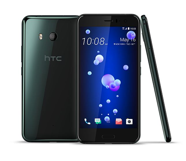 HTC U11 SS Brilliant Black