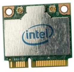Intel Dual Band Wireless-AC 7260, PCI-e