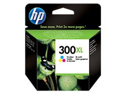 HP 300XL Tri-colour Ink Cartridge with Vivera Inks