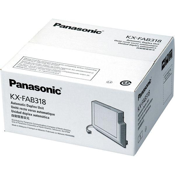 Panasonic KX-FAB318E, duplex pro KX-MC6020