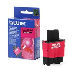 Brother LC-900M, cartridge purpurová (400 str.)