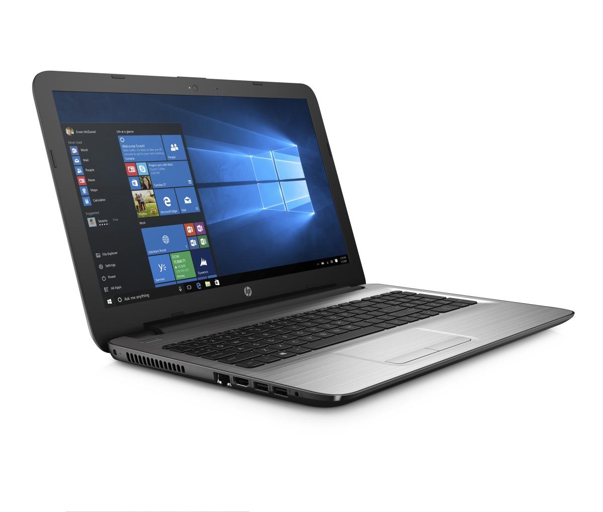 "HP 255 G5 15.6"" FHD/A6-7310/4GB/128SSD/DVD/HDMI/VGA/RJ45/WIFI/BT/MCR/1RServis/W10"