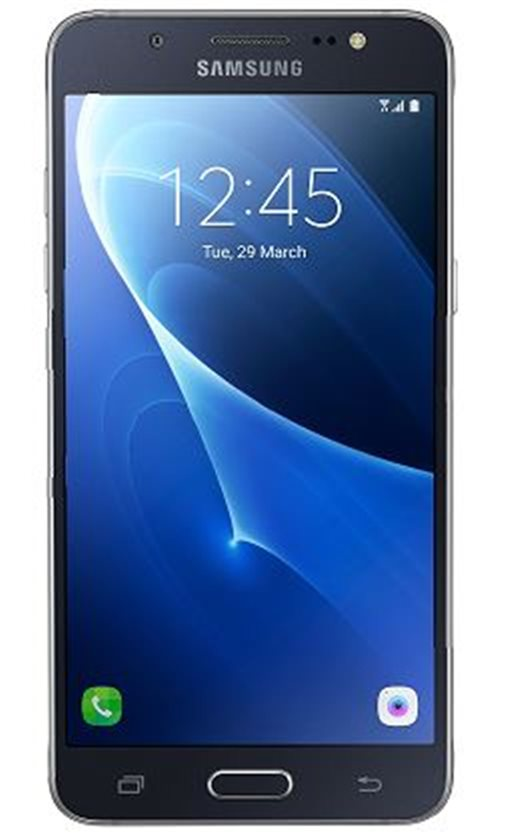 Samsung Galaxy J5 2016, Black Single Sim